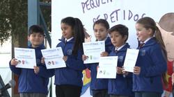 Premiación a Estudiantes