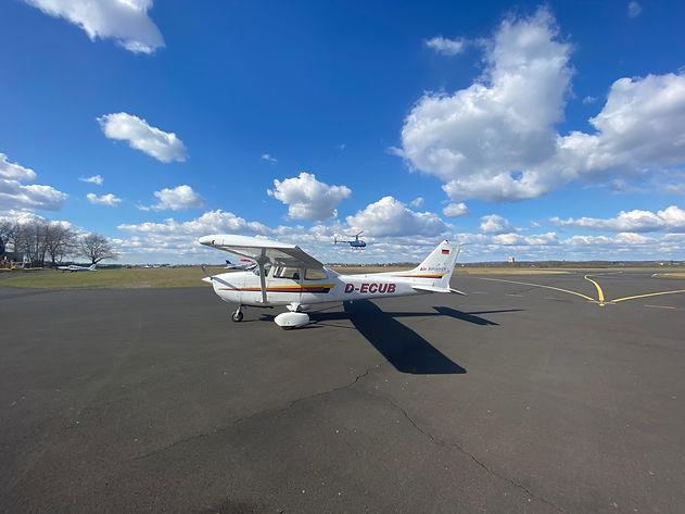 D-ECUB Cessna 172