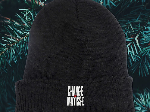 Change X Matisse Logo Beanie