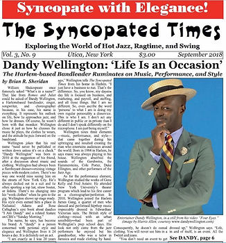 Syncopated-Times-2018-09-September-Cover