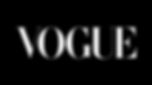Vogue Logo Transparent