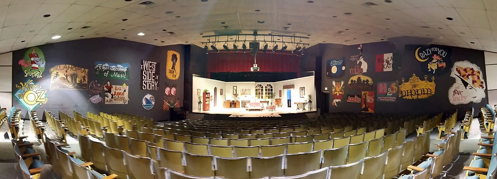The Leprehcaun Theatre Guild's 2013 prod