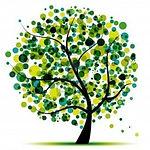 9128610-astratto-albero-verde-per-il-vos