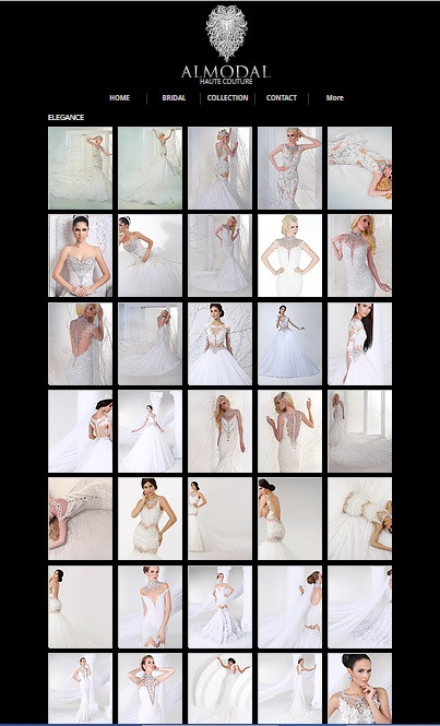 Bridal Elegance Collection