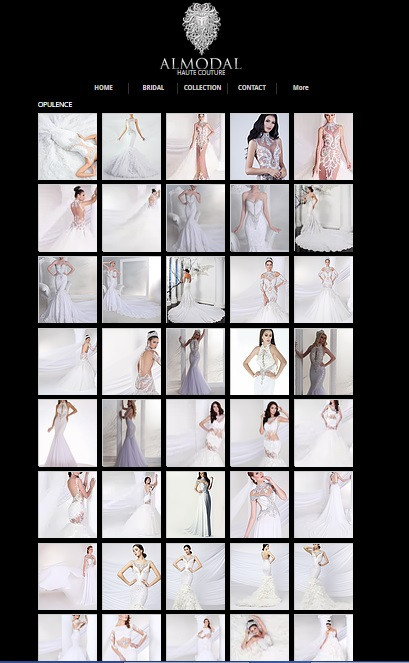 Bridal Opulence Collection