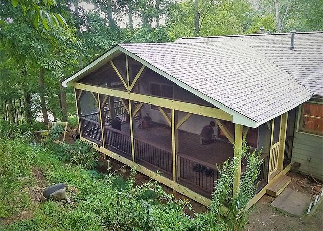Deck Builders Asheville NC