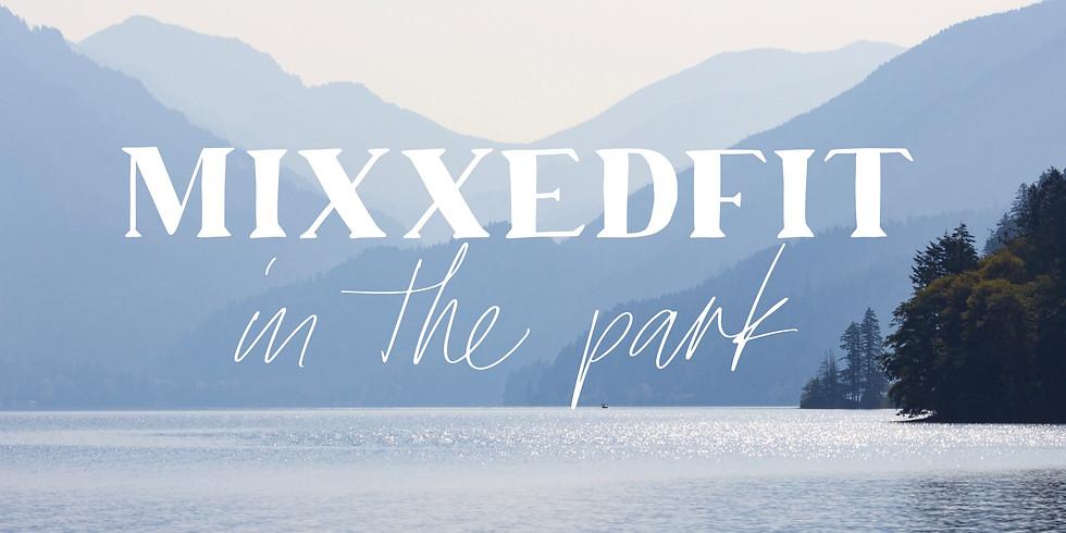 MIXXEDFIT IN THE PARK