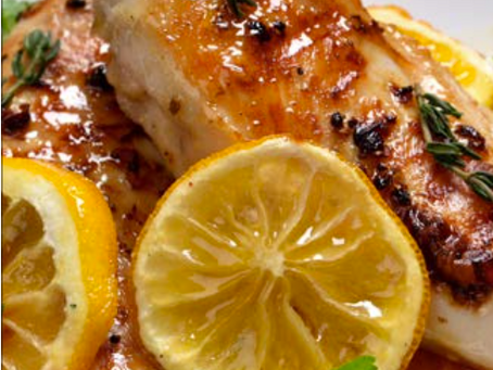 Pressure Cooker Orange Chicken Recipe