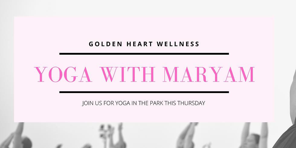 Yoga with Maryam