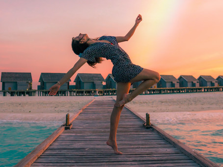 Calming the Chaos with Dance