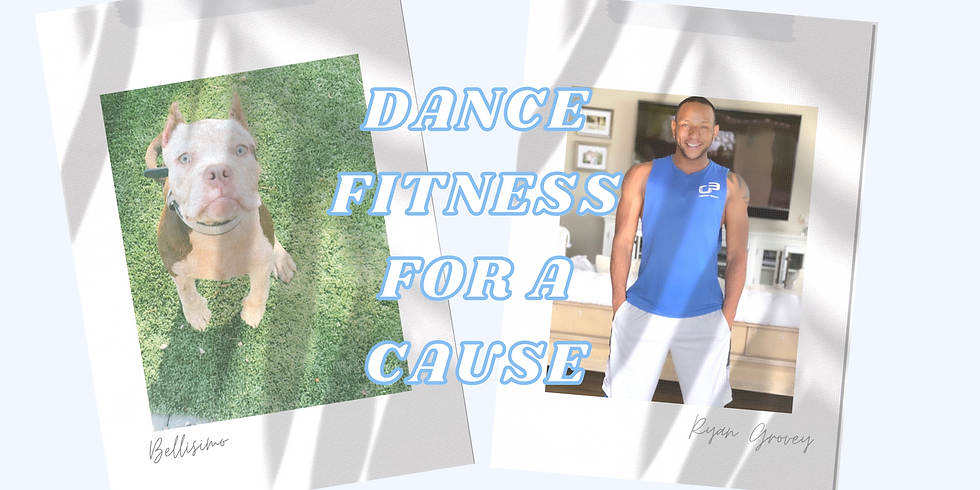 Dance Fitness For a Cause! Help Bellisimo!