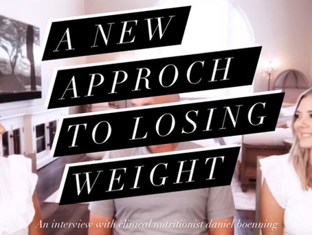A New Approach To Losing Weight & Managing Stress
