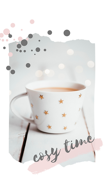 Winter Tea Star Cup Cosy Holiday Instagr