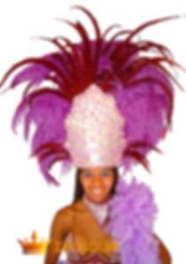 headdress pattern, music festival headdr