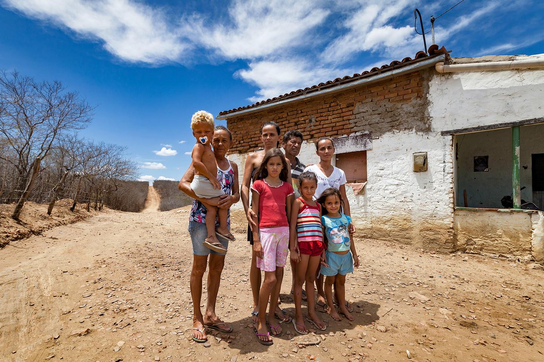 EDIVALDO'S FAMILY