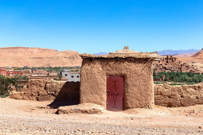 RED DOOR HOUSE
