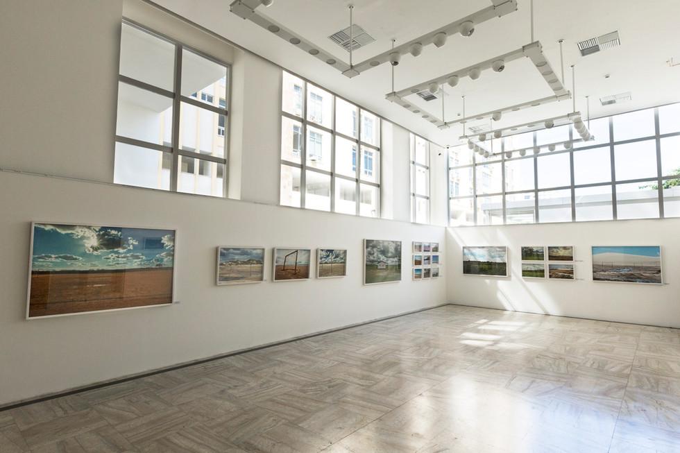 OPENING DAY | UFES ART CENTER |  NITERÓI  |  BRAZIL | 2015.