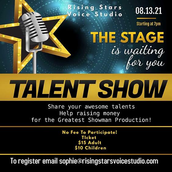 Summer Talent Show 🎤⭐️