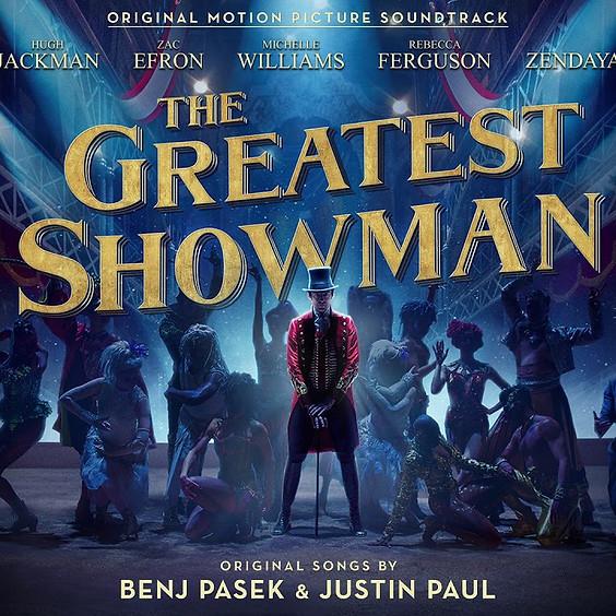 Music Rehearsal - The Greatest Showman