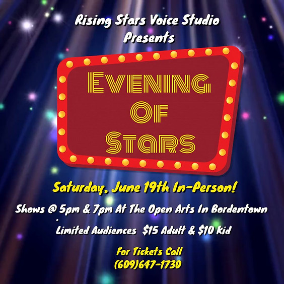 Evening Of Stars  - Junior Group