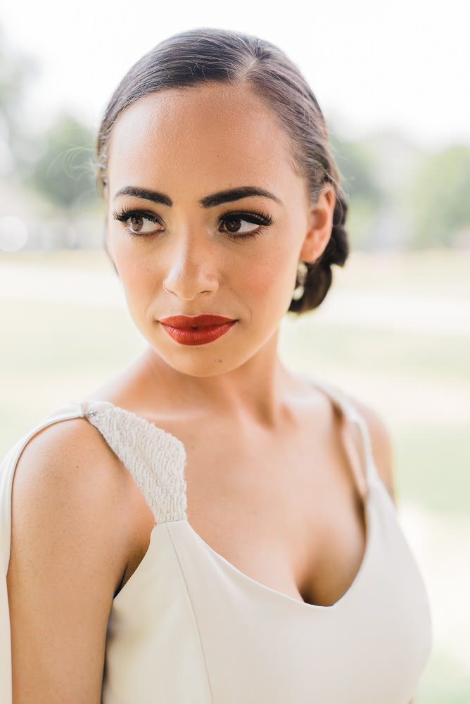 Unique Bridal Jumspuit