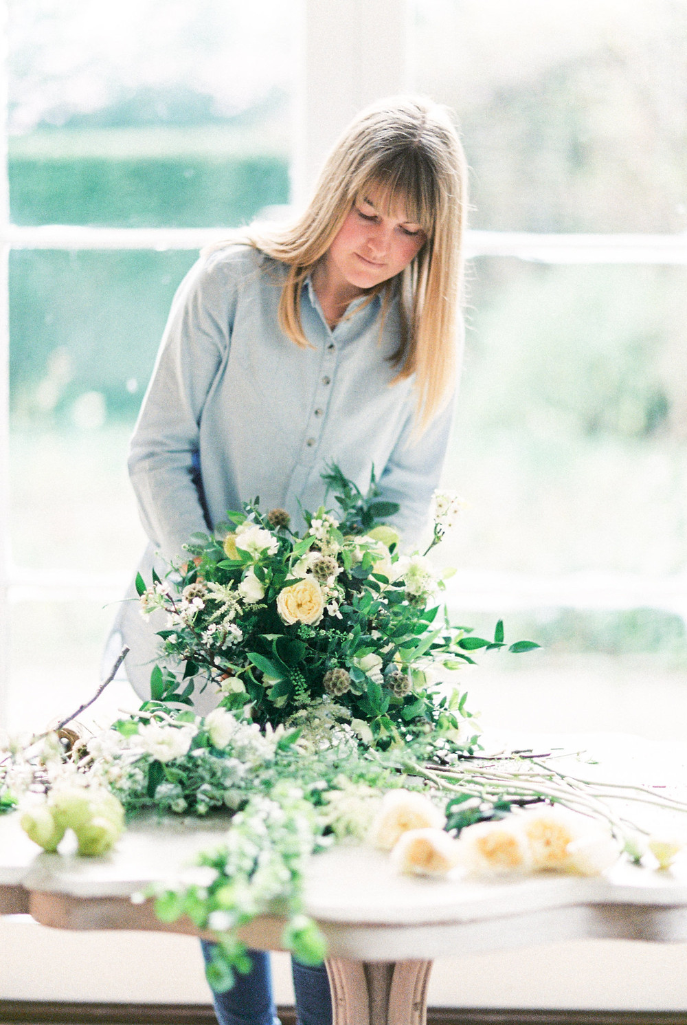 Sarah Harper Flowers, Bethany Stanley Fine Art Jessica Turner Designs
