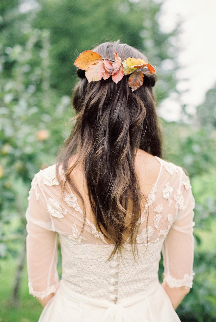 Loose Bridal Hair Waves