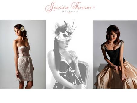Jessica Turner Designs: Corsets