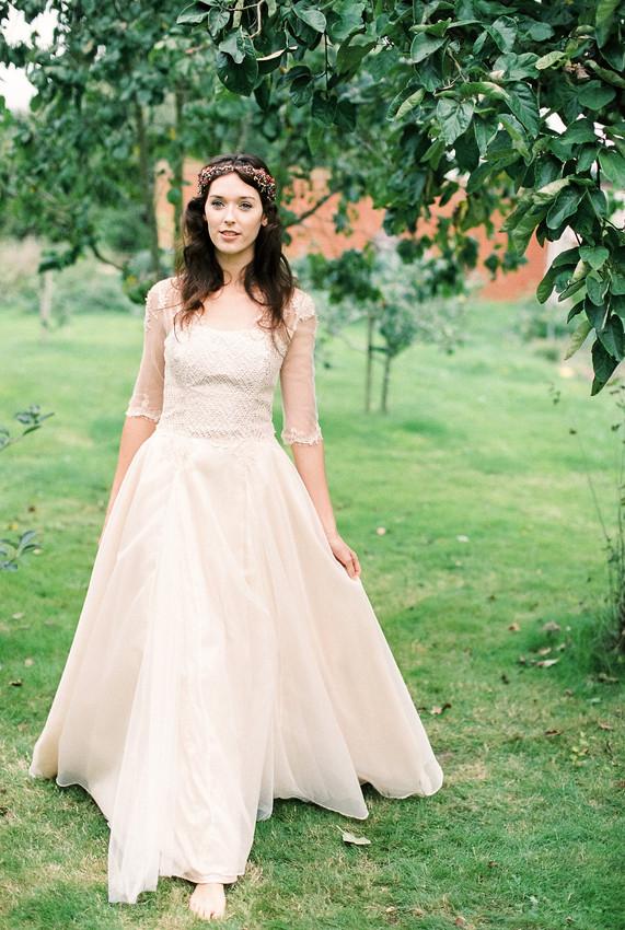 Bridal Dress, Jessica Turner Designs