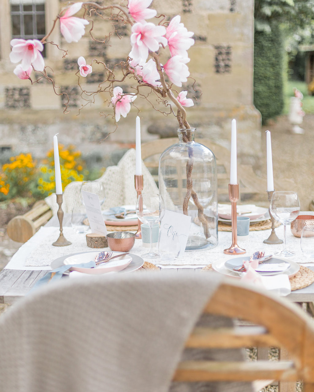 A Spring Styled Shoot
