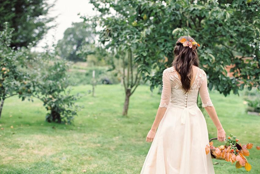 Bridal Dress by Jessica Turner Desig