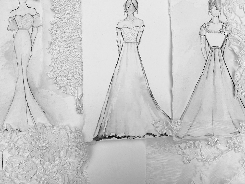 Wedding Dress Ideas Jessica Turner Designs
