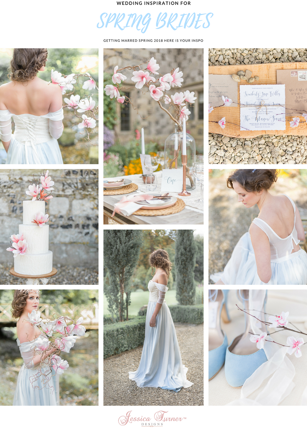 Spring Wedding Inspiration 2018