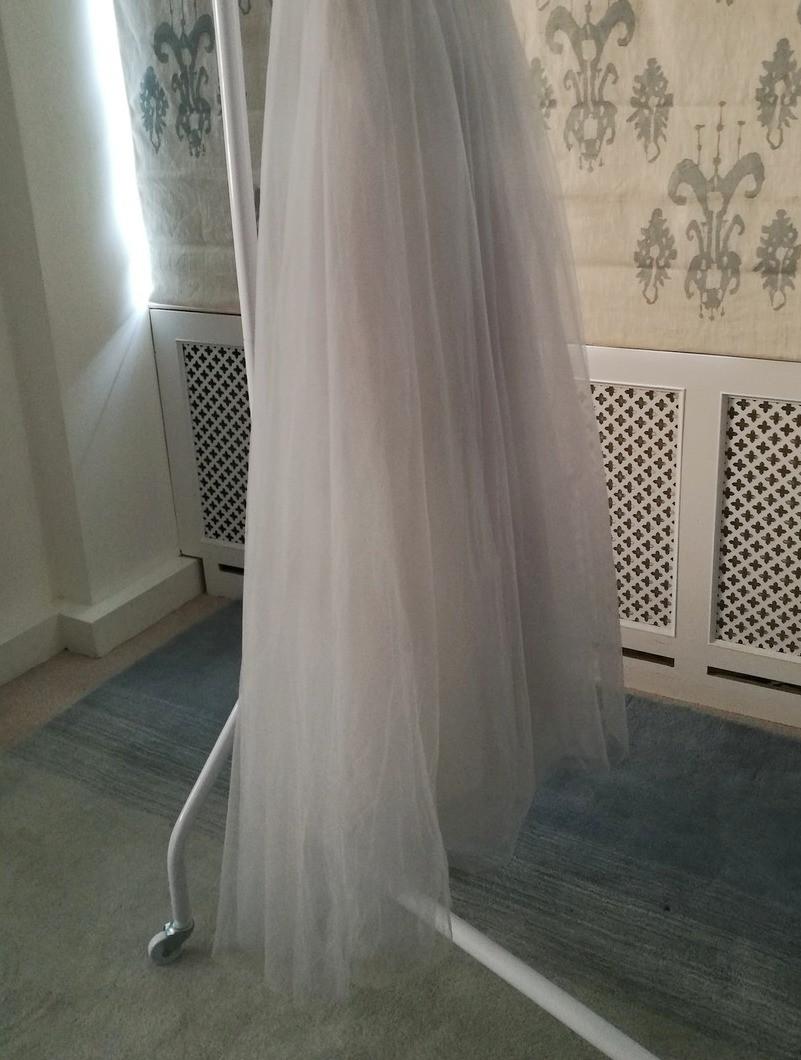 Jessica Turner Dip Dye Bridal.