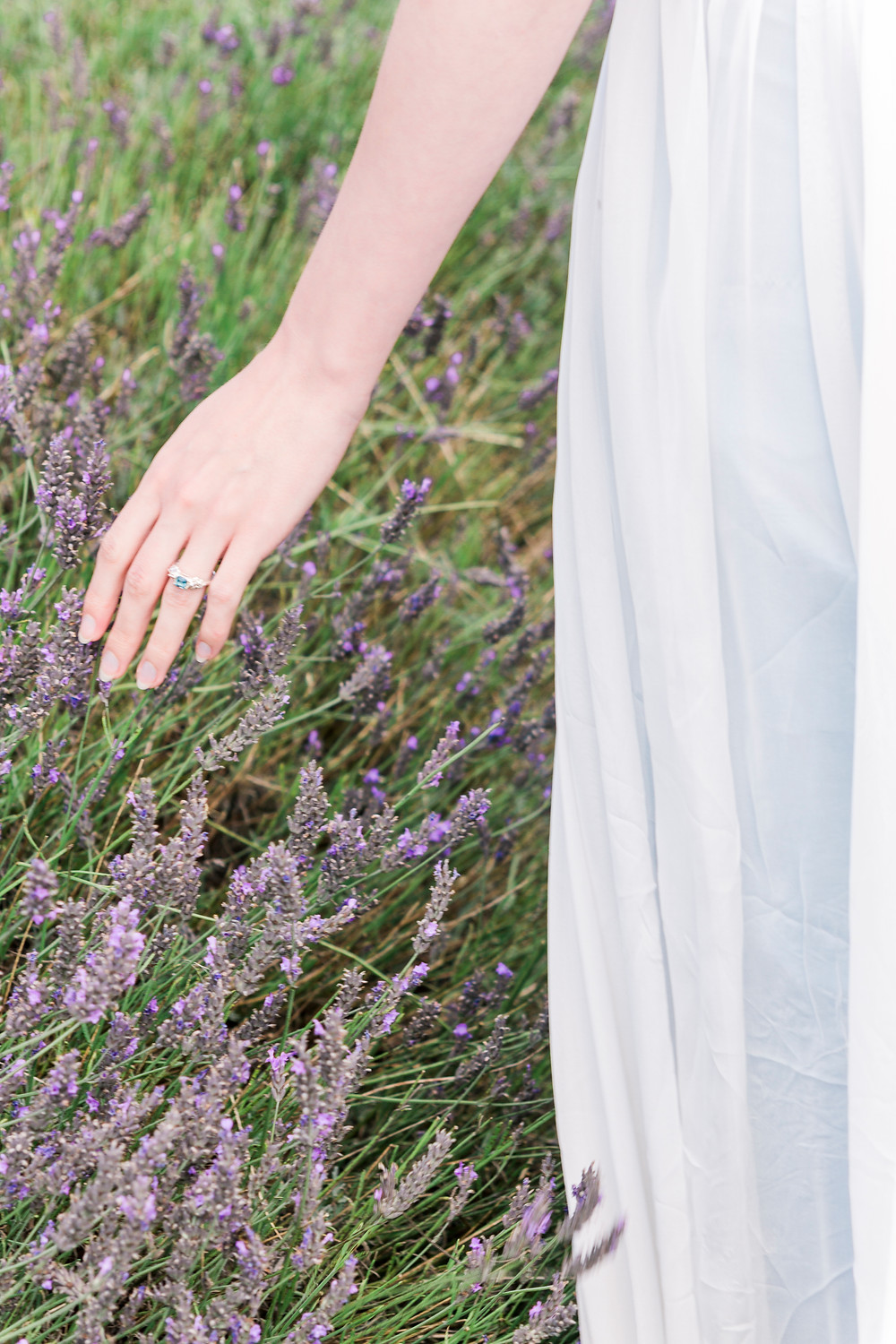 lavender styled shoot jessica turner designs