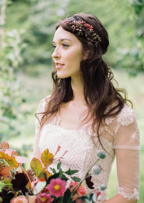 Autumn Joy Bridal Dress
