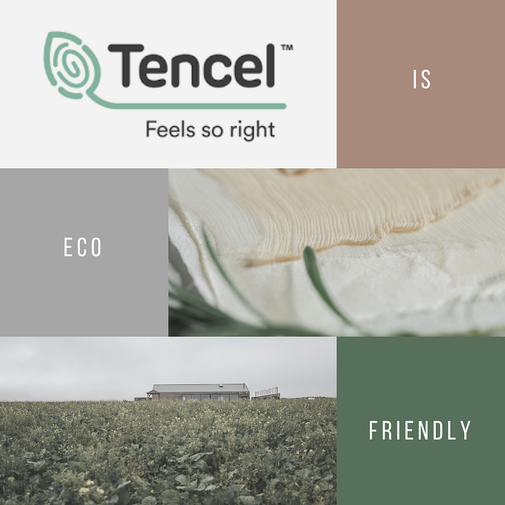 Jessica Turner Designs is making a wedding dress out of tencel, stocked in Willoughby and Wolf for one month only in January 2020