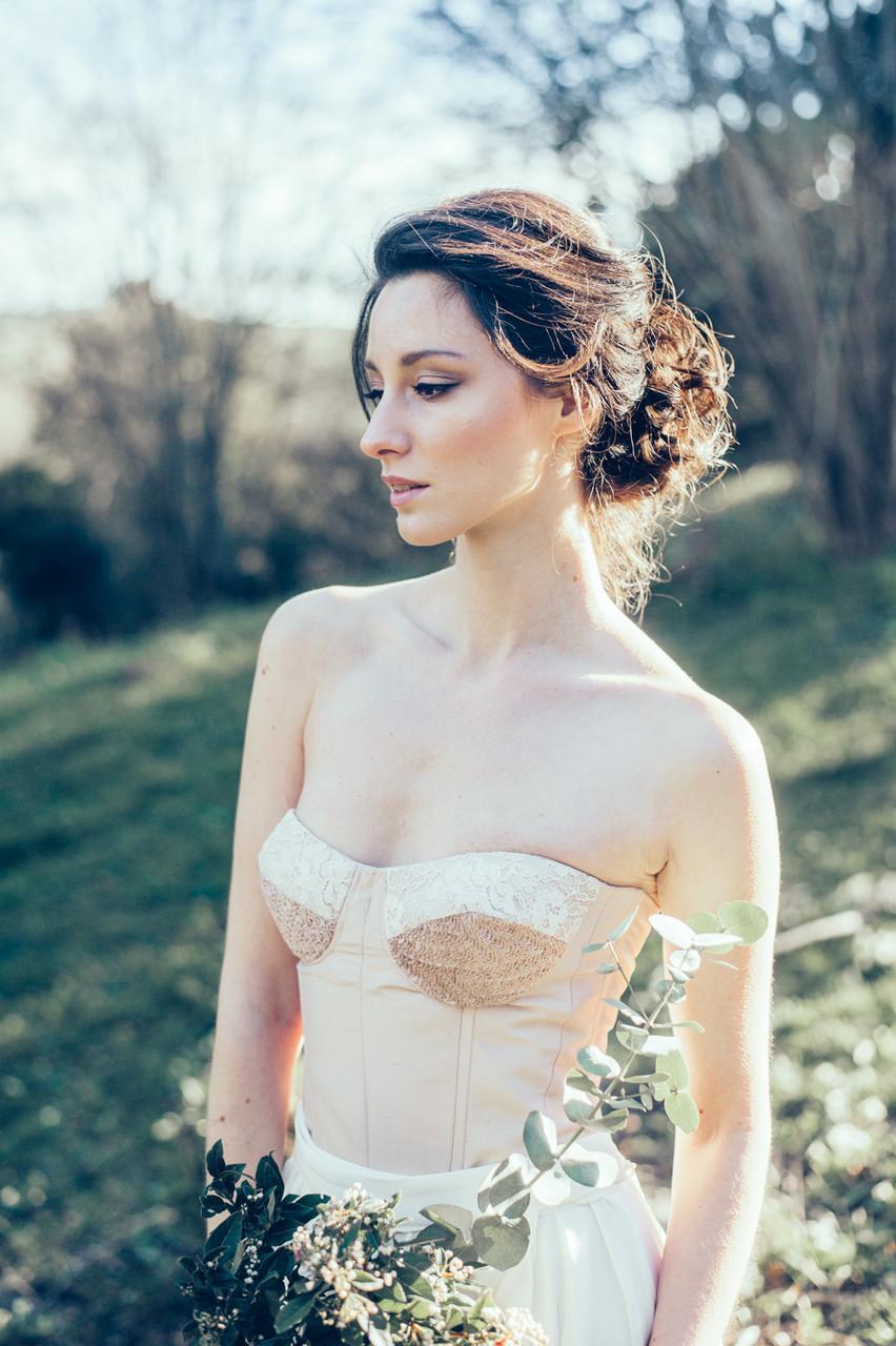 Bridal Corset by Jessica Turner