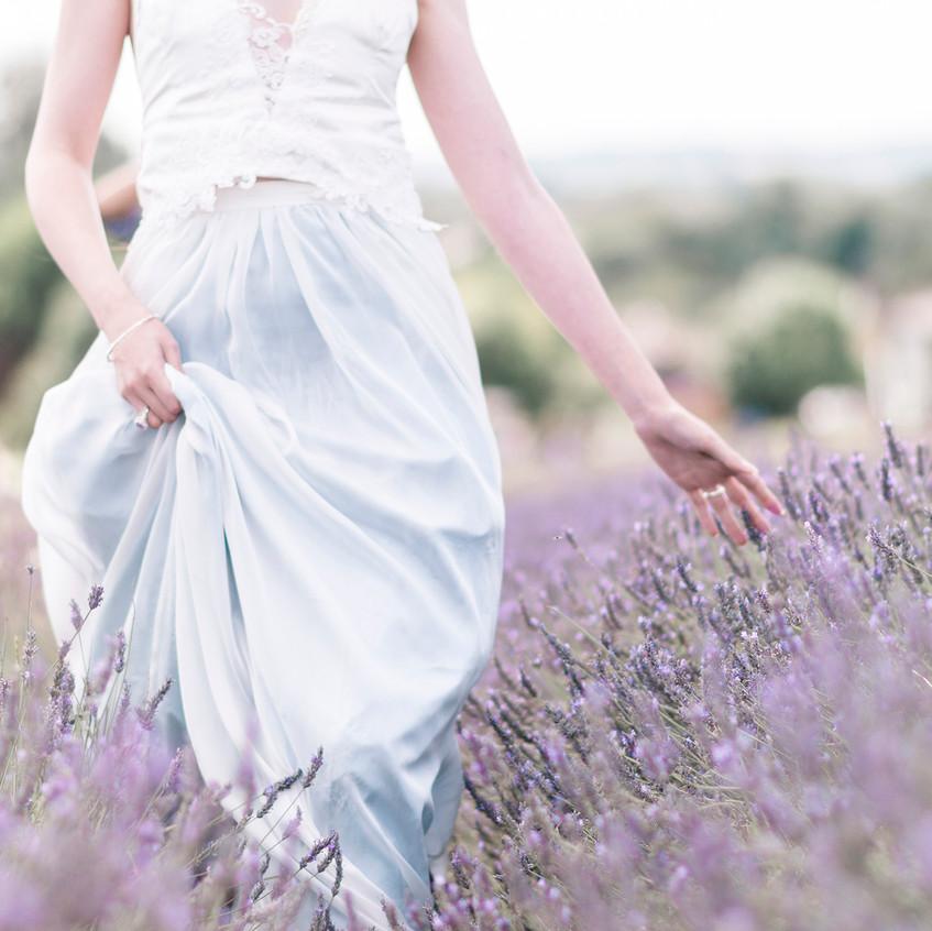 Bridal Separate 'Hollyhock'