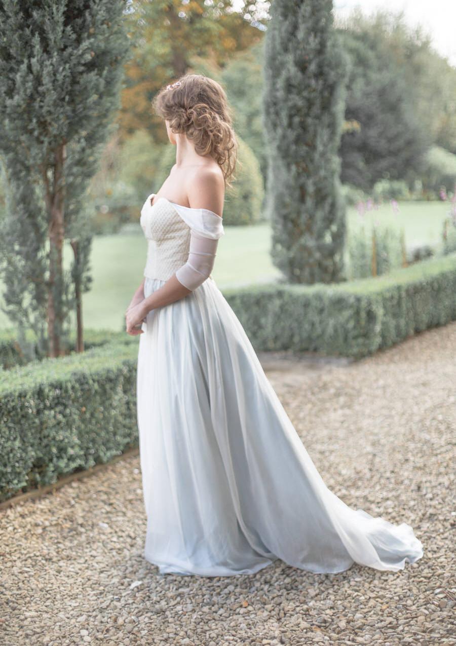 'Cornflower' Bridal Separate
