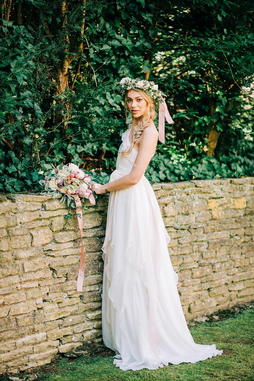 boho wedding dress ethical and eco wedding dress jessica turner designs