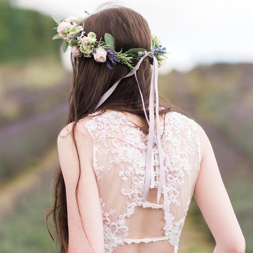 Luxe Bohemian Bride