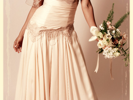 Peach Wedding Inspiration.