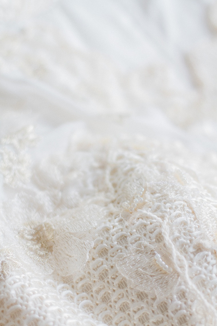Jessica Turner Designs knitted bridal wedding dresses