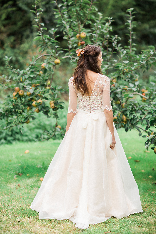 Ethical bridal wear Jessica Turner Designs