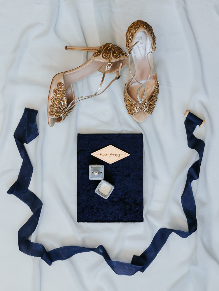 Emmy Shoes and Stationary