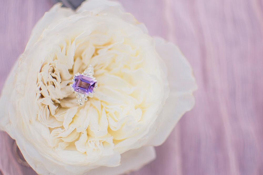 Pantone Colour Purple Wedding Inspiration