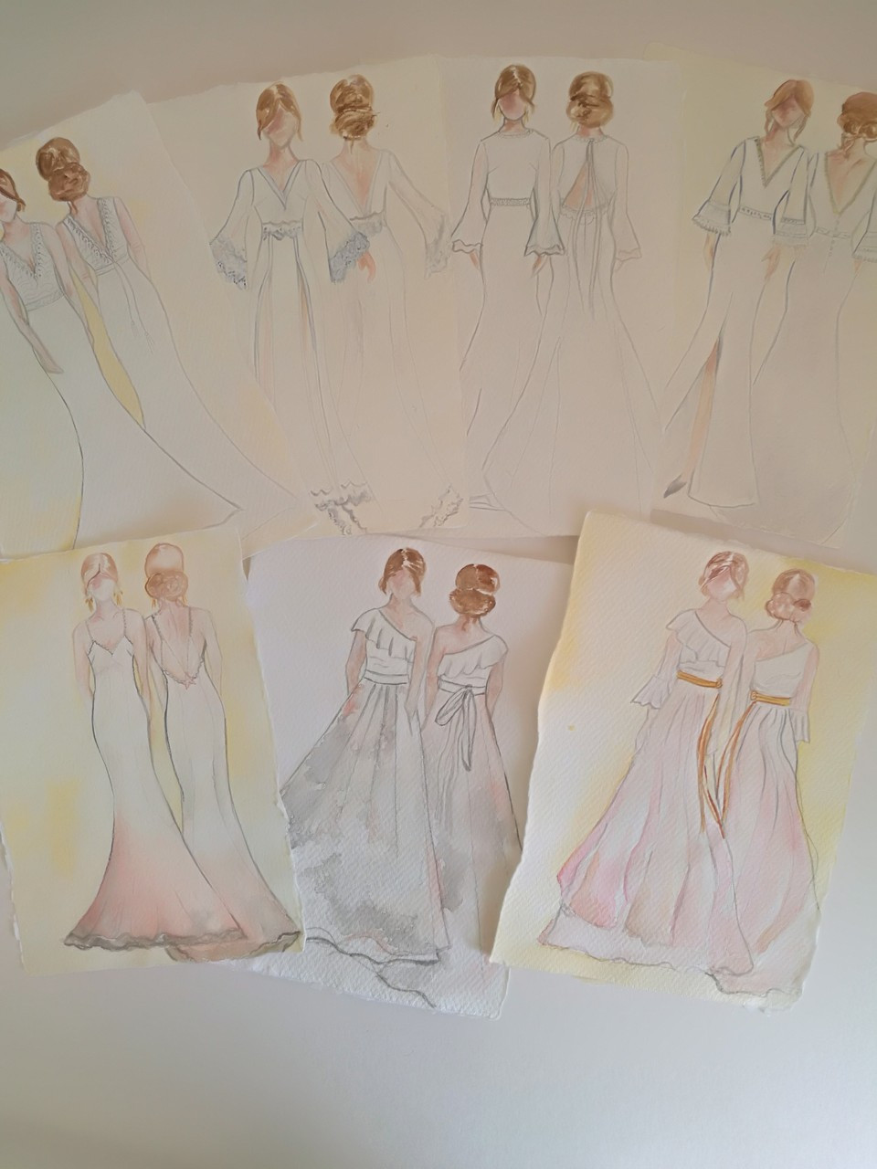 New Bridal Collection Jessica Turner Designs