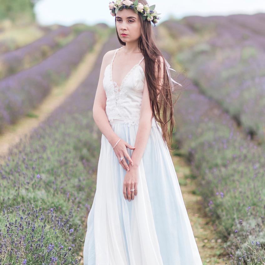 Bridal Separate for a Bohemian Bride