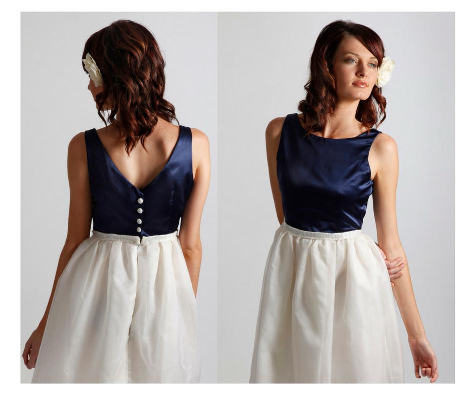 luxury bridal dress